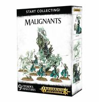Start Collecting Malignants Warhammer Age of Sigmar NIB Flipside