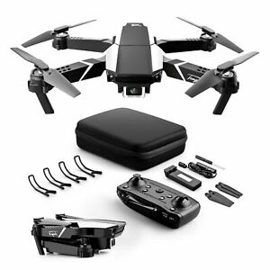 S62 FPV  RC  with 4K Camera Foldable Quadcopter Photo Video Toy fr G4Y7