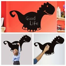 2018 NEW Wall Stickers Affixed Blackboard Dinosaur Sticker Kid's Room Decor
