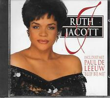 RUTH JACOTT - Ruth Jacott CD Album 13TR Eurovision 1993 (Vrede) Netherlands