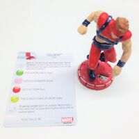 Heroclix Avengers Assemble set Goliath (Clint Barton) #066 Chase figure w/card!