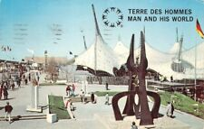 TERRE DES HOMMES Expo 67 Pavilion of Federal Republic of Germany Montreal