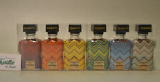 6 mignon 5 cl. Disaronno Limited Edition Missoni serie completa