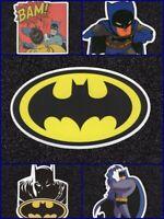 Batman Vinyl Sticker Lot 3 options