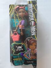 MONSTER HIGH - CLAWDEEN WOLF DOLL - SHRIEKWRECKED - BNIB