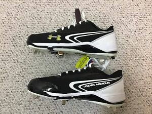 Size 10.5-Under Armour Baseball Cleats  Ignite III Low ST - Men's Size 10.5 -New