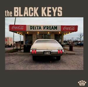 THE BLACK KEYS DELTA KREAM NEW CD - Released 14/05/2021