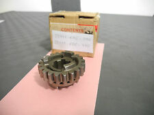 Getrieberad 21 DENTI GEAR 21 teeth HONDA cr450 anno 81-82 cr480 anno 81-82 NEW NUOVO