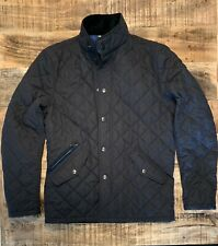 Barbour Quilted Coat, Men's Size Small, Immaculate Condition