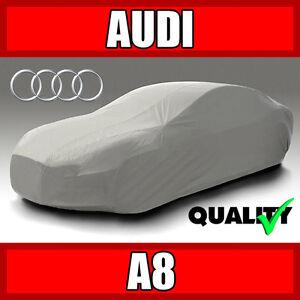 [AUDI A8] CAR COVER ☑️ All Weatherproof ☑️ 100% Waterproof ☑️ Best ✔CUSTOM✔FIT