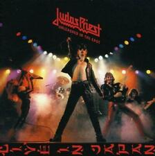 *NEW* CD Album Judas Priest - Unleashed In The East (Mini LP Style Card Case)