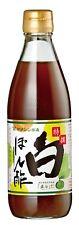 YAMASHIN's White Ponzu Sauce, 12.2oz