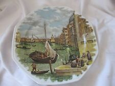 Canaletto Canal Grande Venice plate Shirnding Bavaria