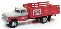 Classic Metal Works HO 30494 1960 Ford Stake Bed Truck, Ford Tractor Parts. New