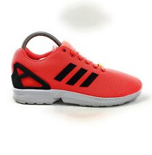 zx flux adidas red