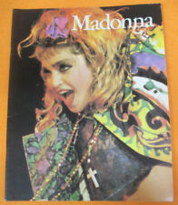 BOOK LIBRO MADONNA 1985 inglese MONARCH BOOKS con foto e poster no cd lp dvd mc