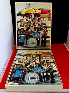 Vintage Partridge Family Jigsaw Puzzle, Columbia Pics, Made in Netherlands. EXiB