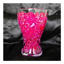 1 PACK PINK WEDDING BIO GEL BALLS TABLE CENTRE PIECE / DECORATION