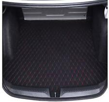 13-18 Fusion Cargo Liner Tray Leather Trunk Floor Mat Cover for Ford