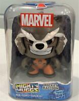 Marvel Mighty Muggs Rocket Raccoon #08 Guardians of the Galaxy Vinyl Figure