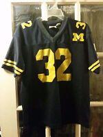 Vintage Michigan Wolverines Football Jersey #32 Youth L Anthony Thomas U of M