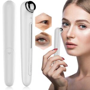 Augen-Lippen-Gesichtsmassagegerät Anti-Aging Tragbare Lichteinstellbare Therapie