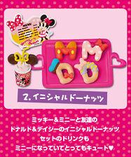 Re-ment Disney Minnie Mouse Love Donuts Miniature rement Rare No.02