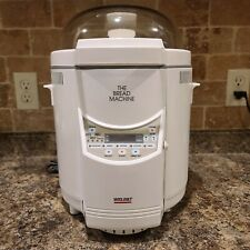 Welbilt The Bread Machine Model ABM-100-3 EUC TESTED AND WORKS MADE IN JAPAN