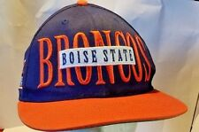 Baseball-mlb Boise State Broncos Ncaa Youth Size Flex/fit Hat Cap By Zephyr D133