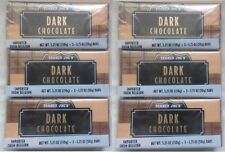 18 Trader Joes 56% Dark Chocolate Candy Bars NO ARTIFICIAL FLAVORS/PRESERVATIVES