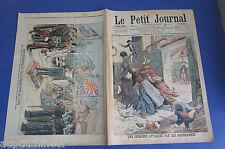 Le petit journal 1905 782 Japon Cérémonie culte shintoïste bohémiennes fermière