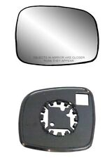 2008-2013 CHRYSLER Town & Country Passenger Side No-heat Mirror GLASS w/Backing