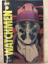 Dc Comics Watchmen Tpb New Lenticular Cover International Edition Alan Moore