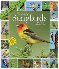 Audubon Songbirds and Other Backyard Birds 2021 Calendar, Paperback by Nation.