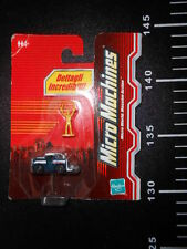 MICRO MACHINES Cars MISSION UNIT SECURITY Hasbro NEW 4