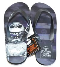 Disneyland Paris Jack Skellington Nightmare Before Chris.Flip flops S 2/3 -35/36