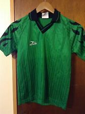 Score Youth Green Soccer Jersey Flame Sleeve Size Youth Small