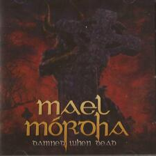 Mael Mordha - Damned When Dead ( CD 2013 ) NEW / SEALED