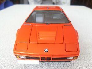 MINICHAMPS - BMW - M1 (E26) 1978 au 1/18