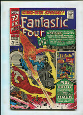 FANTASTIC FOUR KING SIZE SPECIAL #4 (7.0) HULK VS THING!