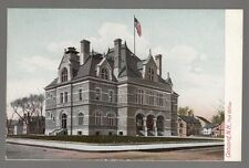 [49819] OLD POSTCARD THE POST OFFICE IN CONCORD, NEW HAMPSHIRE