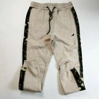 play cloths men 100/% authentic long cargo pants rich burgundy rare new 1of1