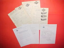 1957 CHRYSLER IMPERIAL 300C PLYMOUTH BELVEDERE FURY PHILCO RADIO SERVICE MANUAL