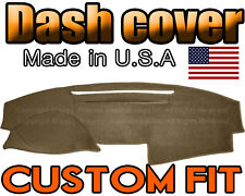 fits 2007-2011  TOYOTA  CAMRY  DASH COVER MAT DASHBOARD PAD /  TAUPE