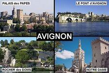 SOUVENIR FRIDGE MAGNET of AVIGNON FRANCE