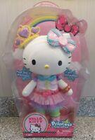"*New* Hello Kitty 12"" Princess Hello Kitty Doll Poseable #SIL-34559 Sanrio 2013"