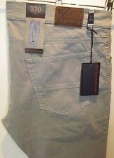 Very smart BNWT soft grey lightweight jeans by TRUSSARDI. W44 L36 rrp £120!!