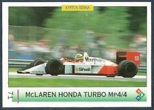 "PMC-AYRTON SENNA ""MAGIC SENNA"" F1- #071-McLAREN HONDA TURBO Mp4/4-GREAT BRITAIN"