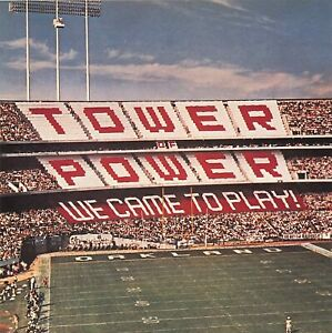 Tower Of Power We Came To Play! CD NEW SEALED 2015