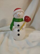 Hallmark Collectible RARE Jolly In The John Talking Singing Snowman Christmas